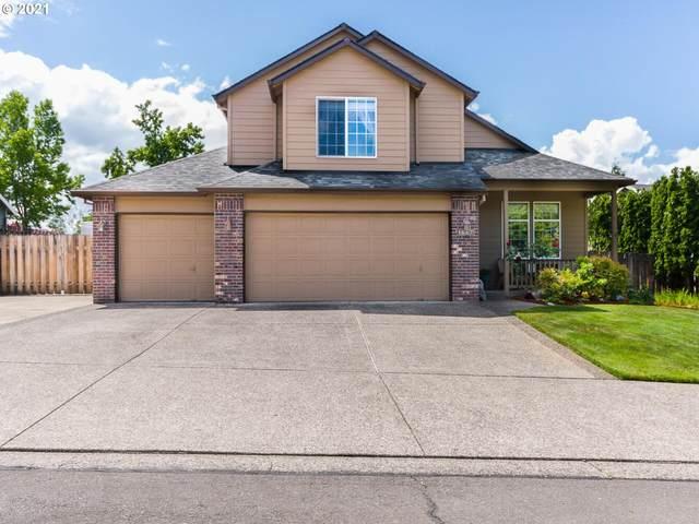 1667 SE Eagle Ln, Gresham, OR 97080 (MLS #21356847) :: Keller Williams Portland Central
