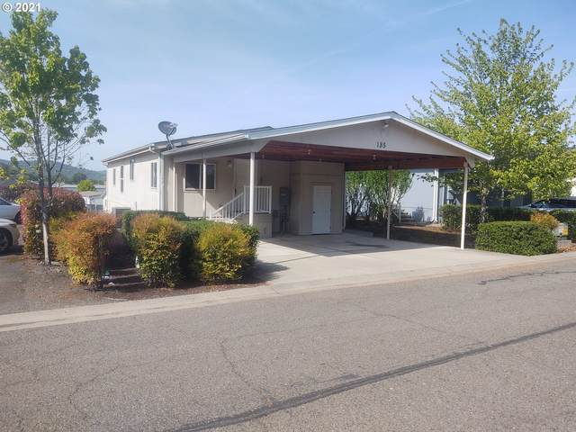 185 Green Vista Ln, Roseburg, OR 97471 (MLS #21357370) :: Lux Properties