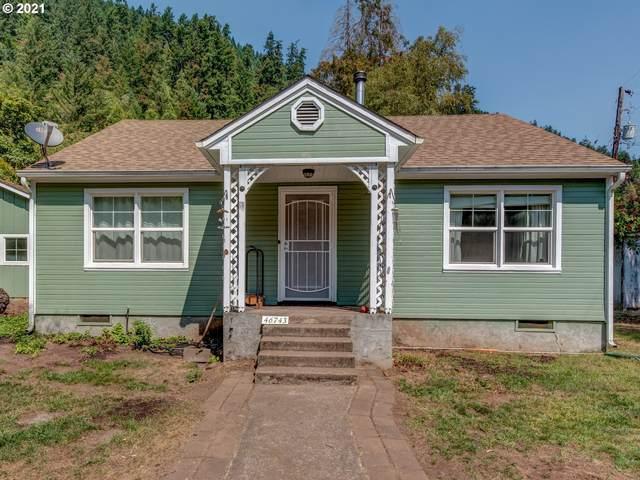 46743 Winfrey Rd, Westfir, OR 97492 (MLS #21357467) :: Cano Real Estate