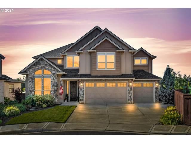 3302 NW 105TH Cir, Vancouver, WA 98685 (MLS #21357500) :: McKillion Real Estate Group