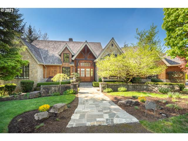 1622 Leslie Ln, Lake Oswego, OR 97034 (MLS #21357761) :: The Pacific Group