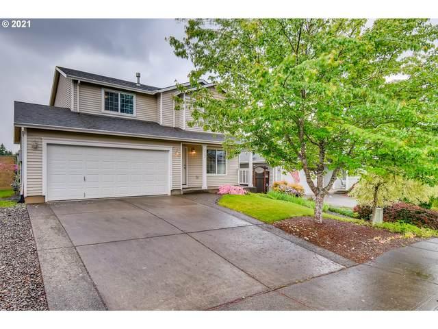 37342 Coralburst St, Sandy, OR 97055 (MLS #21357860) :: Keller Williams Portland Central
