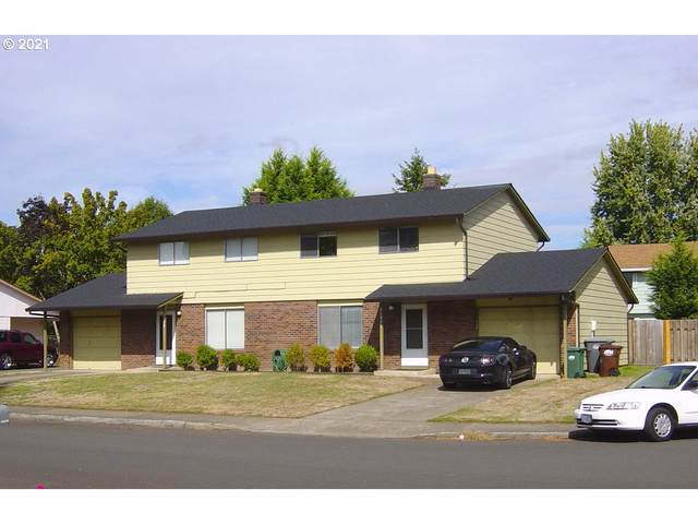 2195 NE Barberry Ct, Hillsboro, OR 97124 (MLS #21357935) :: Brantley Christianson Real Estate