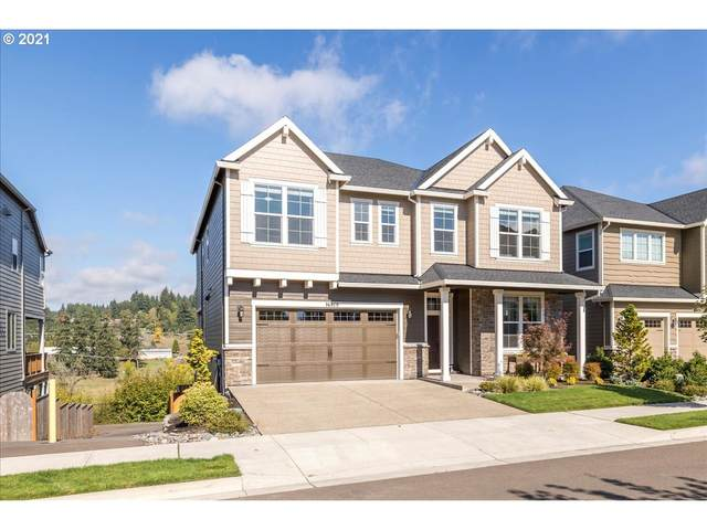 16809 NW Crossvine St, Portland, OR 97229 (MLS #21357968) :: Windermere Crest Realty