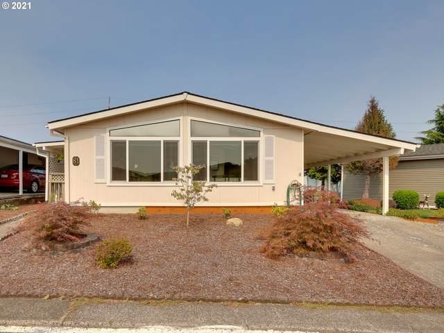 507 NE 99TH St #81, Vancouver, WA 98665 (MLS #21358212) :: Lux Properties