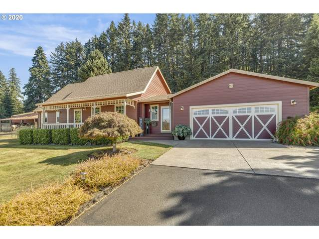 35000 SE Colorado Rd, Sandy, OR 97055 (MLS #21358289) :: Townsend Jarvis Group Real Estate