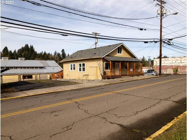201 SE 1ST St, Winlock, WA 98596 (MLS #21358328) :: Real Tour Property Group