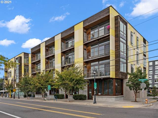 1455 N Killingsworth St #403, Portland, OR 97217 (MLS #21358331) :: Next Home Realty Connection
