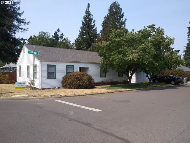 499 S Knott St, Canby, OR 97013 (MLS #21358370) :: Stellar Realty Northwest