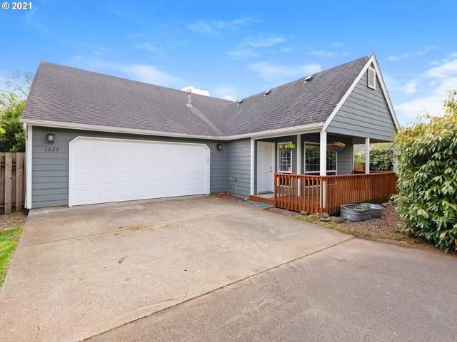 1329 Cottonwood Ln, Gearhart, OR 97138 (MLS #21358373) :: Fox Real Estate Group