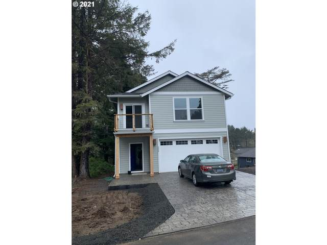 220 SW Cliff St, Depoe Bay, OR 97341 (MLS #21358475) :: Beach Loop Realty