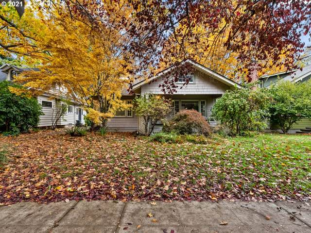 3424 NE 18TH Ave, Portland, OR 97212 (MLS #21358541) :: The Pacific Group