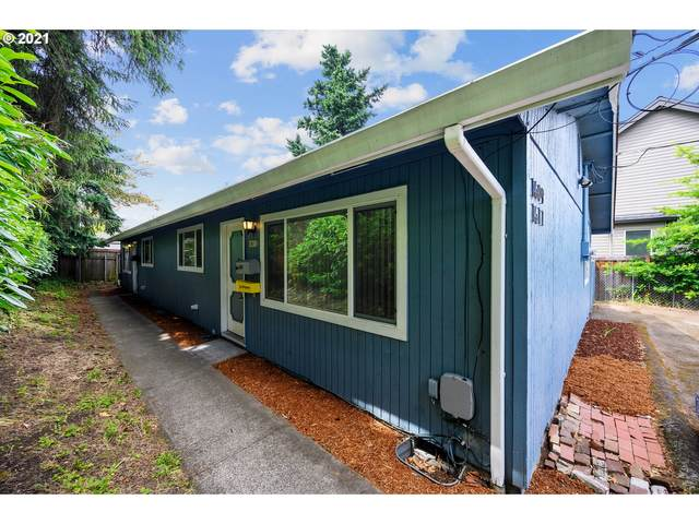 1609 NE 74TH Ave, Portland, OR 97213 (MLS #21358689) :: Gustavo Group