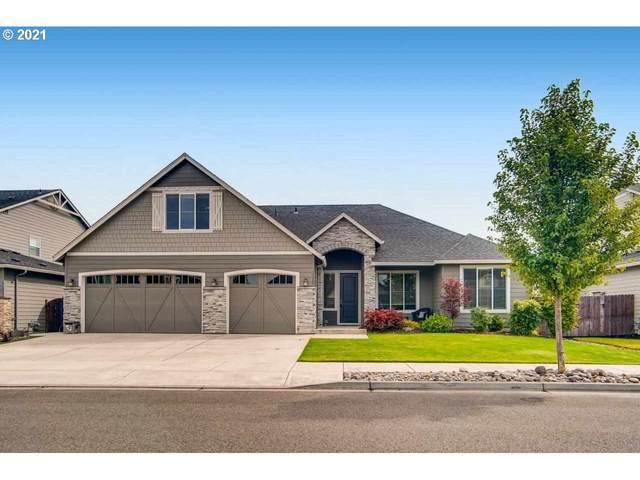 11207 NE 149TH Ave, Vancouver, WA 98660 (MLS #21358954) :: Lux Properties