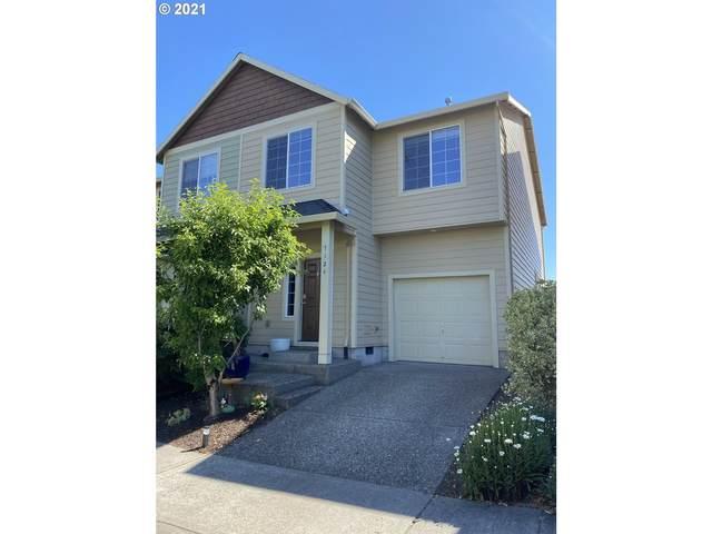 7124 SW Lorna Ter, Beaverton, OR 97007 (MLS #21359303) :: Premiere Property Group LLC
