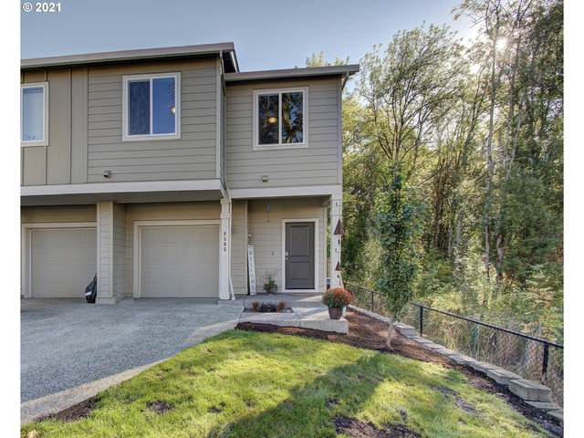 8505 NE 14TH Pl, Vancouver, WA 98665 (MLS #21359346) :: Fox Real Estate Group