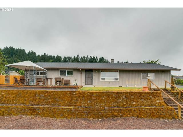32898 NW Ridge Dr, Scappoose, OR 97056 (MLS #21359363) :: McKillion Real Estate Group