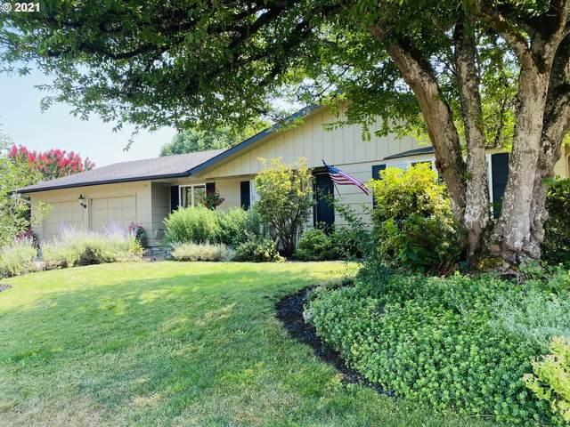 619 Blackstone St, Springfield, OR 97477 (MLS #21359437) :: Reuben Bray Homes
