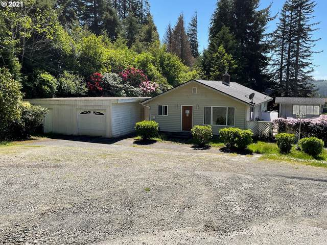 94216 Joy Ln, Coos Bay, OR 97420 (MLS #21359577) :: Song Real Estate