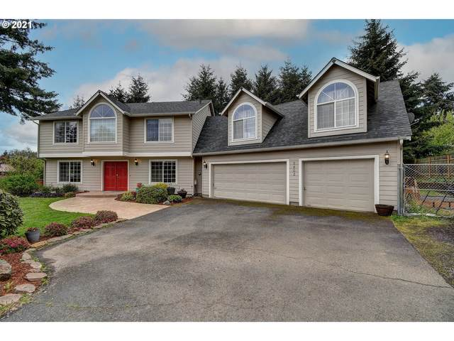5203 NW Lincoln Ave, Vancouver, WA 98663 (MLS #21359663) :: Stellar Realty Northwest