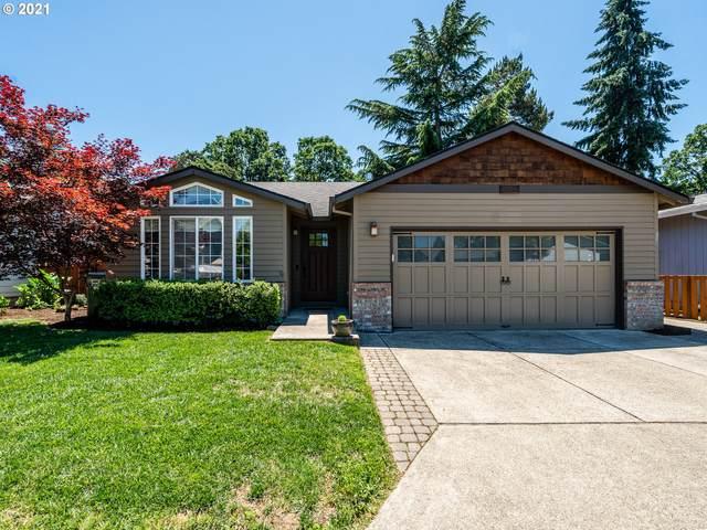 4289 SW 162ND Pl, Beaverton, OR 97078 (MLS #21359908) :: Brantley Christianson Real Estate