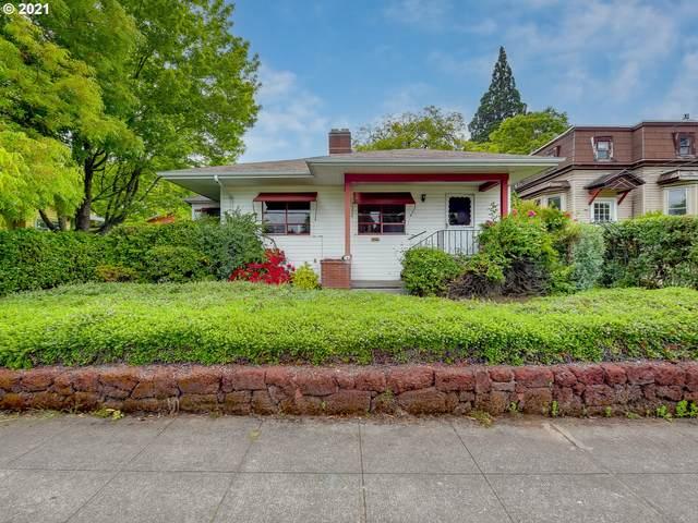 344 SE 52ND Ave, Portland, OR 97215 (MLS #21360258) :: Stellar Realty Northwest