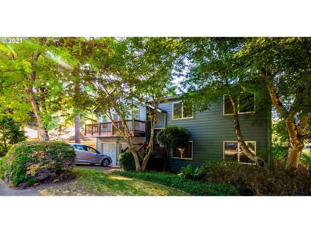 1821 W 27TH Pl, Eugene, OR 97405 (MLS #21360481) :: McKillion Real Estate Group