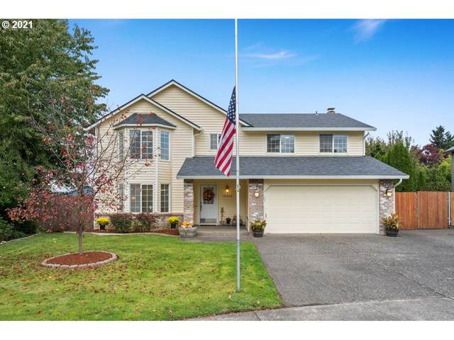 10402 NE 95TH St, Vancouver, WA 98662 (MLS #21360644) :: Real Estate by Wesley