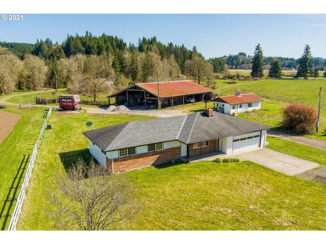 60662 Nehalem Hwy, Vernonia, OR 97064 (MLS #21360748) :: Premiere Property Group LLC