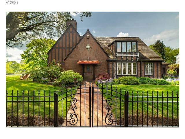 7119 N Washburne Ave, Portland, OR 97217 (MLS #21360753) :: Song Real Estate