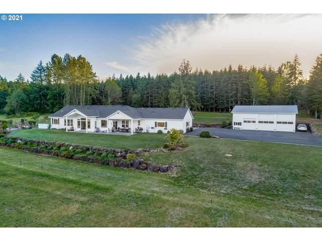31015 S Orem Ln, Molalla, OR 97038 (MLS #21360810) :: Lux Properties