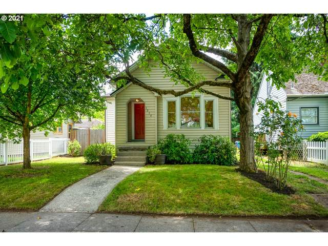 1014 N Jessup St, Portland, OR 97217 (MLS #21360867) :: Townsend Jarvis Group Real Estate