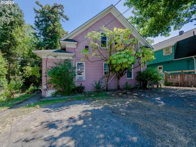 1711 N Going St, Portland, OR 97217 (MLS #21361184) :: McKillion Real Estate Group