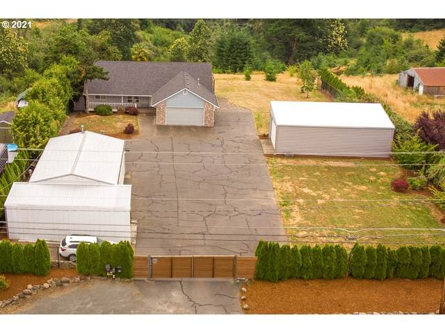 18336 S Holly Ln, Oregon City, OR 97045 (MLS #21361239) :: Holdhusen Real Estate Group