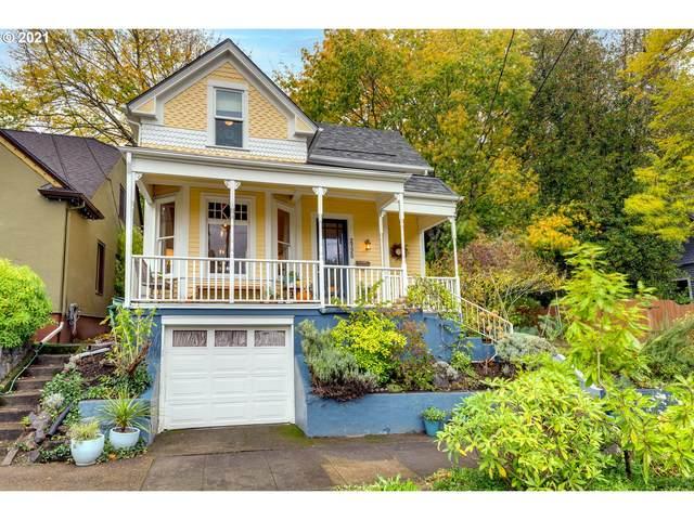 2723 SE Main St, Portland, OR 97214 (MLS #21361313) :: Fox Real Estate Group