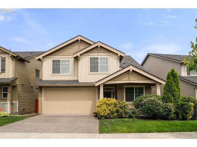 3638 NE Sitka Dr, Camas, WA 98607 (MLS #21361322) :: Brantley Christianson Real Estate