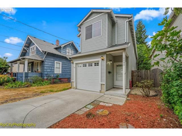 1104 N Watts St, Portland, OR 97217 (MLS #21361835) :: Real Estate by Wesley
