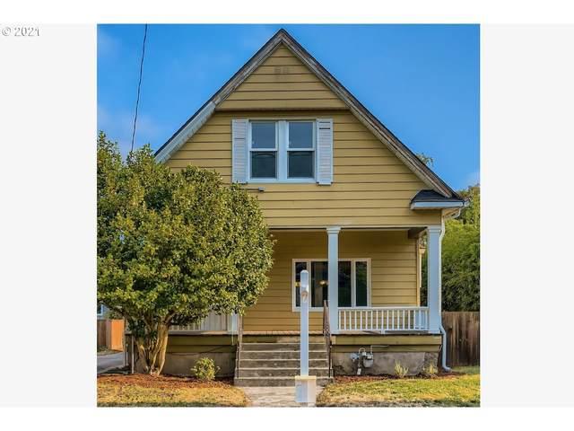 1203 NE Webster St, Portland, OR 97211 (MLS #21362021) :: Oregon Farm & Home Brokers