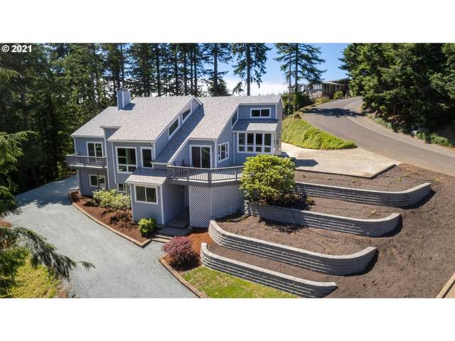 601 Telegraph Dr, Coos Bay, OR 97420 (MLS #21362104) :: Coho Realty