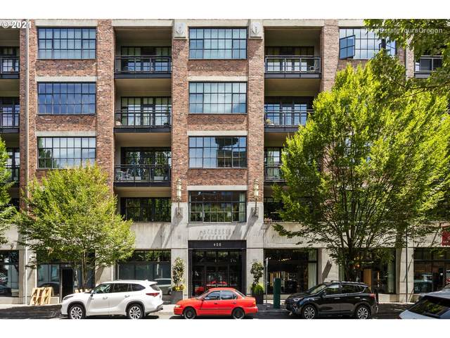 408 NW 12TH Ave #405, Portland, OR 97209 (MLS #21362198) :: Duncan Real Estate Group