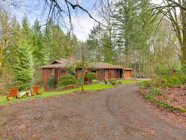 37105 SE Lusted Rd, Boring, OR 97009 (MLS #21362504) :: Song Real Estate