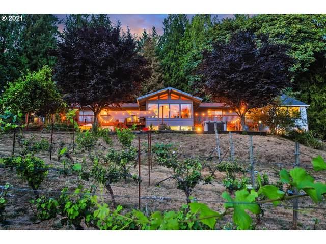 2410 S Bertsinger Rd, Ridgefield, WA 98642 (MLS #21363026) :: McKillion Real Estate Group