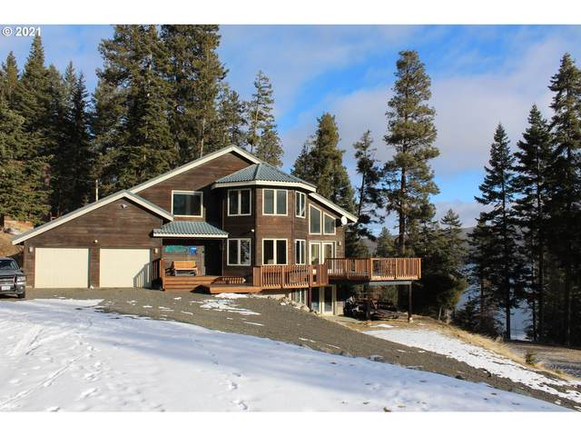 60100 Lake Shore Dr, Wallowa Lake, OR 97846 (MLS #21363068) :: Cano Real Estate