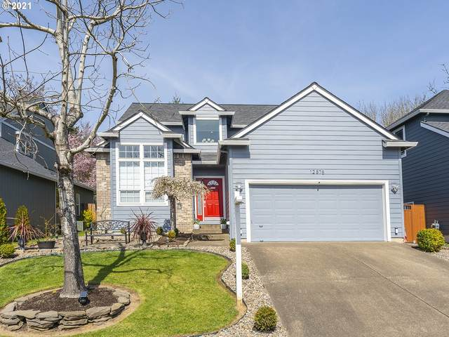 12875 SW Harlequin Dr, Beaverton, OR 97007 (MLS #21363120) :: Next Home Realty Connection