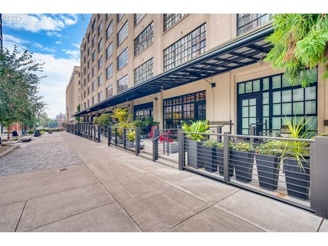 1400 NW Irving St #318, Portland, OR 97209 (MLS #21363265) :: Lux Properties