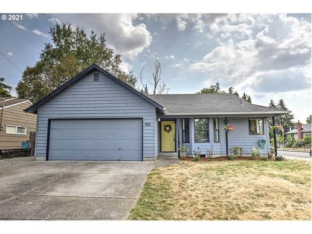 901 Z St, Vancouver, WA 98661 (MLS #21363268) :: Stellar Realty Northwest