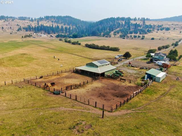 61252 High Valley Rd, Union, OR 97883 (MLS #21363785) :: Premiere Property Group LLC