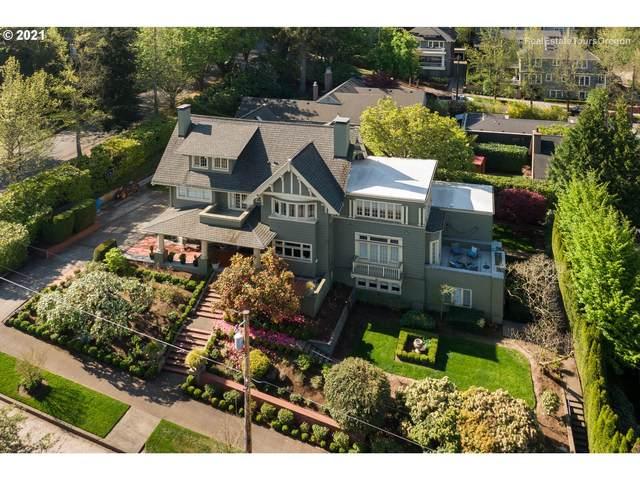 1634 SW Myrtle St, Portland, OR 97201 (MLS #21363929) :: Oregon Farm & Home Brokers