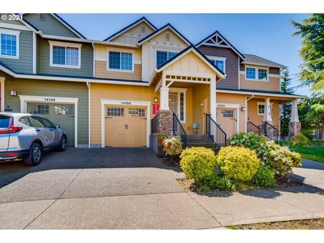 14190 Russ Wilcox Way, Oregon City, OR 97045 (MLS #21364037) :: McKillion Real Estate Group