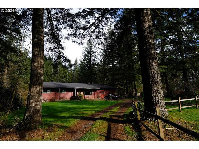 39429 SE Trout Creek Rd, Corbett, OR 97019 (MLS #21364507) :: Real Tour Property Group